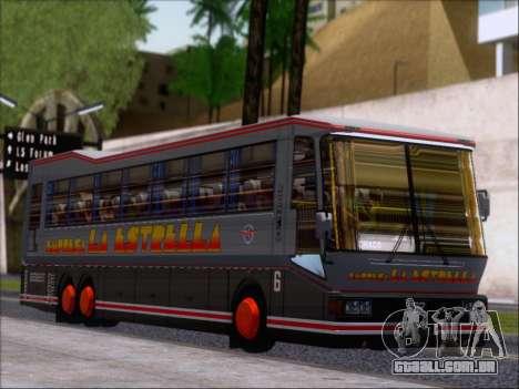 San Antonio Augusto - Empresa La Estrella para GTA San Andreas esquerda vista
