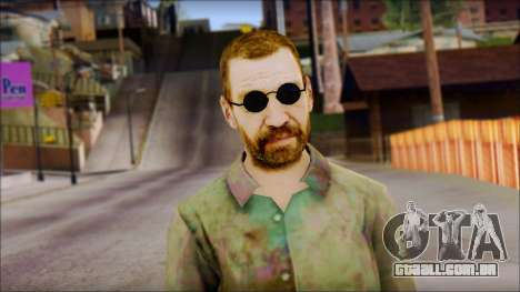 Male Civilian para GTA San Andreas terceira tela