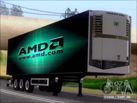 Trailer AMD Phenom X4 para GTA San Andreas