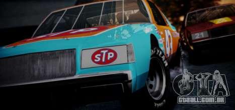 Buick Regal Hotring 1983 (IVF) para GTA San Andreas vista traseira