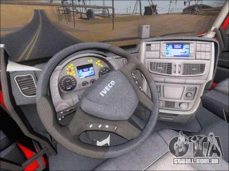 Iveco Stralis HiWay 560 E6 6x4 para GTA San Andreas
