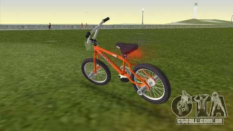 BMX from GTA San Andreas para GTA Vice City deixou vista