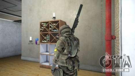 Assault para GTA 4 por diante tela