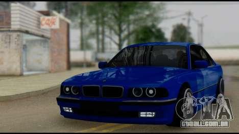 BMW 740i E38 para GTA San Andreas