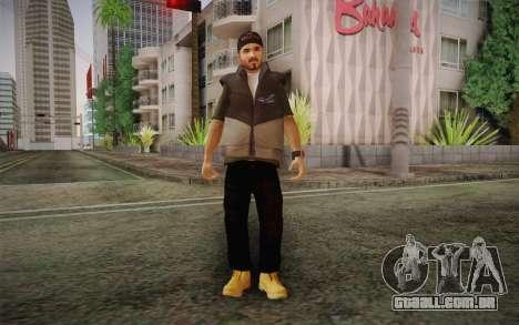 Civil v1 para GTA San Andreas