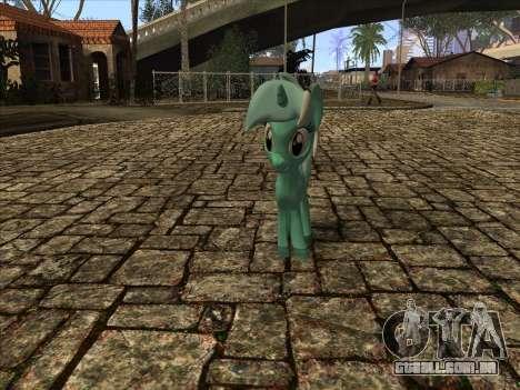 Lyra para GTA San Andreas