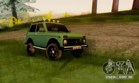 VAZ 21213 para GTA San Andreas