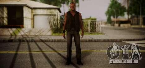 Merle Dixon para GTA San Andreas