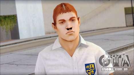 Russell from Bully Scholarship Edition para GTA San Andreas