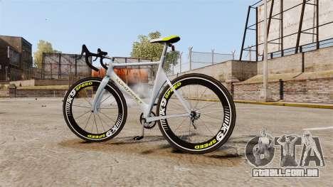 GTA V Whippet Race Bike para GTA 4 esquerda vista