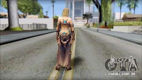 Elementalist Soul para GTA San Andreas segunda tela