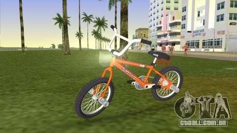 BMX from GTA San Andreas para GTA Vice City