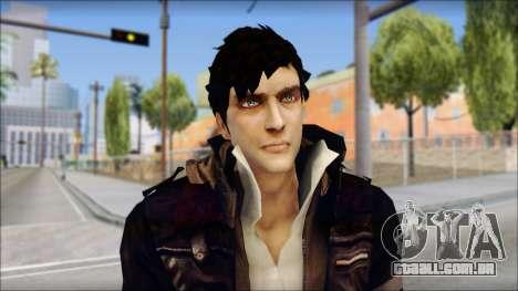 Unhooded Alex from Prototype para GTA San Andreas terceira tela