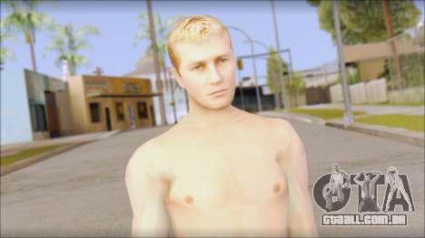 Beach Character 2 para GTA San Andreas terceira tela