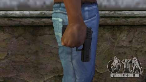 Combat Pistol from GTA 5 v2 para GTA San Andreas terceira tela