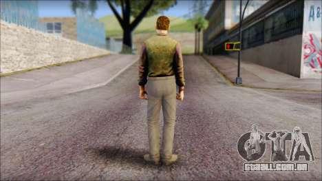 Male Civilian para GTA San Andreas segunda tela