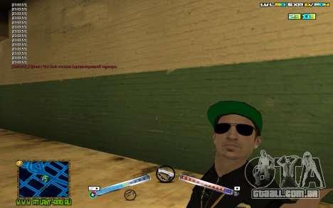 C-HUD Expert para GTA San Andreas