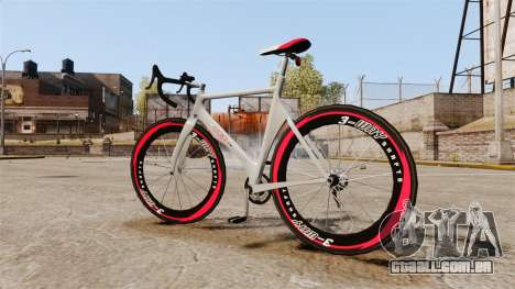 GTA V Endurex Race Bike para GTA 4 esquerda vista