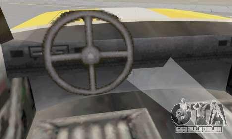Jensen Intercepter 1971 Fast And Furious 6 para GTA San Andreas vista direita