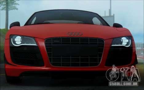 SA Ultimate Graphic Overhaul para GTA San Andreas terceira tela