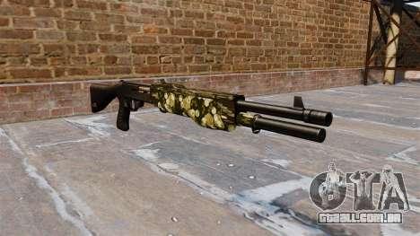 Arma Franchi SPAS-12 Hex para GTA 4