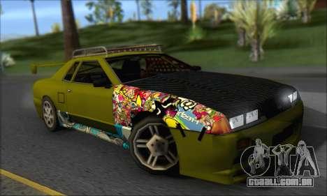 Doktor Style Elegy para GTA San Andreas