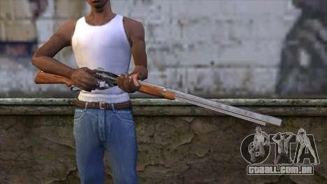 BB Gun from Bully Scholarship Edition para GTA San Andreas terceira tela