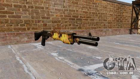 Arma Franchi SPAS-12 de Outono para GTA 4