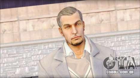 William Miles Young para GTA San Andreas terceira tela