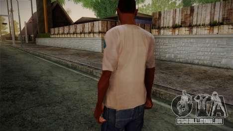 Void T-Shirt para GTA San Andreas segunda tela