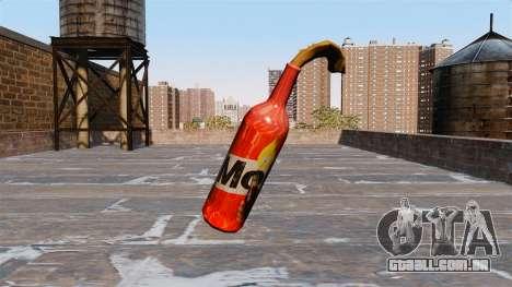 Molotov Cocktail Molotov- para GTA 4