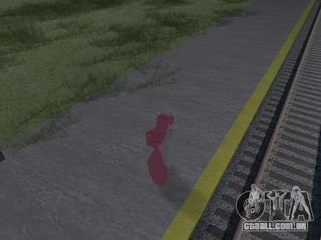 Pinkie Pie para GTA San Andreas terceira tela