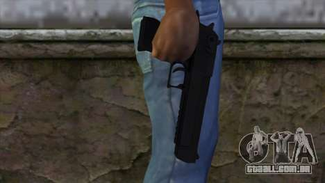 Desert Eagle from CS:GO v2 para GTA San Andreas terceira tela