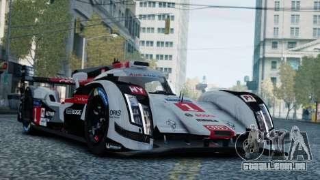 Audi R18 E-tron Quattro para GTA 4