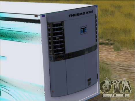 Trailer AMD Athlon 64 X2 para GTA San Andreas vista interior
