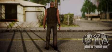 Merle Dixon para GTA San Andreas segunda tela