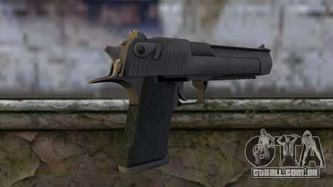 Desert Eagle from CS:GO v2 para GTA San Andreas segunda tela