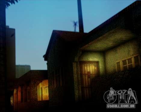 SA Ultimate Graphic Overhaul para GTA San Andreas sétima tela