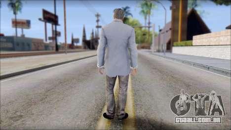 William Miles Young para GTA San Andreas segunda tela