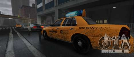 V.I.P ENB para GTA 4 sétima tela