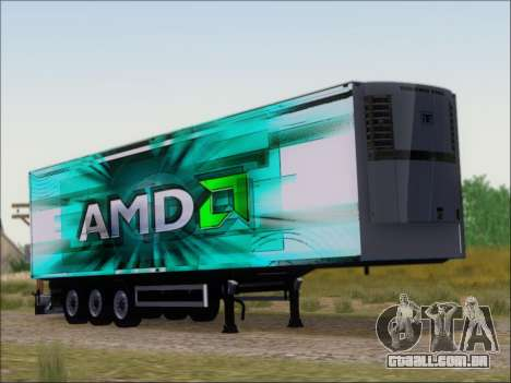 Trailer AMD Athlon 64 X2 para GTA San Andreas