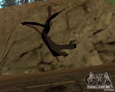 Raspredelitel para GTA San Andreas terceira tela