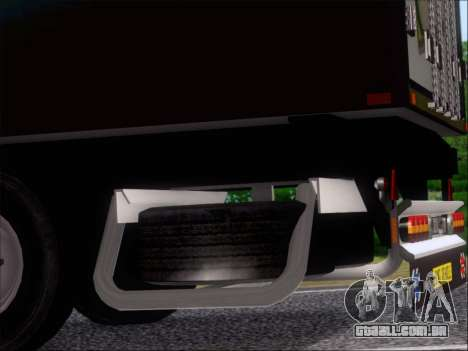 Trailer AMD Phenom X4 para GTA San Andreas vista superior