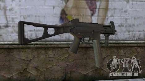UMP-45 from CS:GO v2 para GTA San Andreas segunda tela