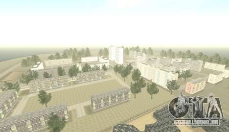 Russian Map 0.5 para GTA San Andreas segunda tela