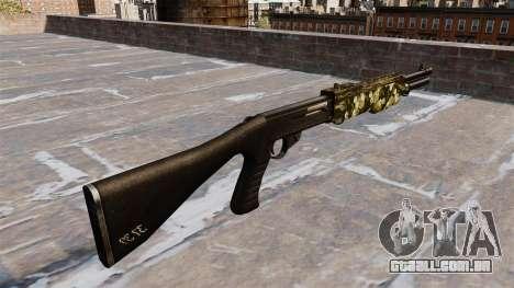 Arma Franchi SPAS-12 Hex para GTA 4 segundo screenshot