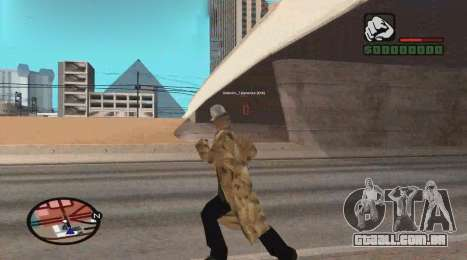 ESP para GTA San Andreas