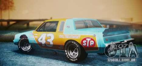 Buick Regal Hotring 1983 (IVF) para GTA San Andreas esquerda vista