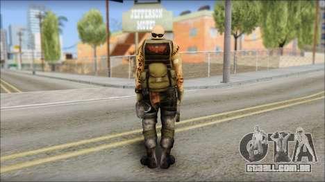 Harley from Re ORC para GTA San Andreas segunda tela