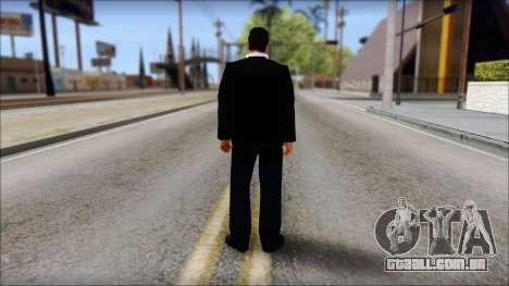 Toni Cipriani v3 para GTA San Andreas segunda tela